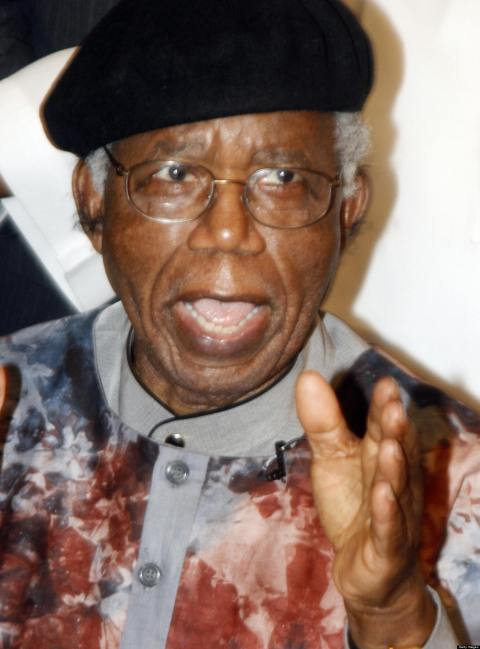 Nigerian writer, 70, Chinua Achebe is pi